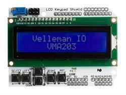 LCD Y KEYPAD SHIELD PARA ARDUINO - LCD1602
