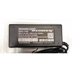 Cargador especifico para Toshiba /Asus 19v 4,75A