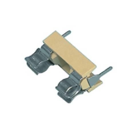 PORTAFUSIBLES PARA PCB - PARA FUSIBLES DE 5X20 - RASTER 22,6mm
