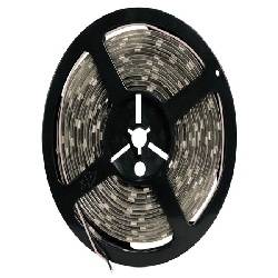 TIRA DE LED FLEXIBLE - RGB - 150 LEDs - 5 METROS - 12VDC - IP61