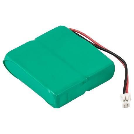 BATERIA NI-MH NIMO 2,4v - 550 mAh [HFC1U x2] - 33,5x38,0x6,5mm - CONECTOR
