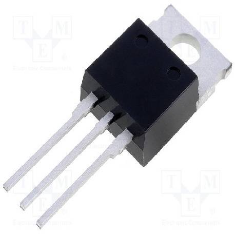TRANSISTOR MOSFET N-CHANNEL IRF1404 40V - 202A TO-220AB