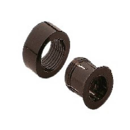 CLIP - MIRILLA PARA LED 5mm PLASTICO - ORIFICIO 8mm