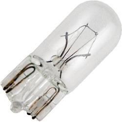LAMPARA DE FILAMENTO INYECTABLE W2 12V - 5W - 400mA