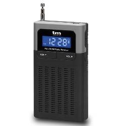 RADIO DIGITAL DE BOLSILLO FM / AM - TM ELECTRON - PLL
