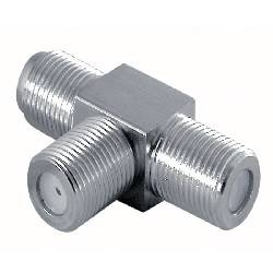 ADAPTADOR TRIPLE F - x3 HEMBRA - METAL