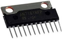 C.I. AMPLIFICADOR AUDIO AN7161N - 1X23W - SIL-12