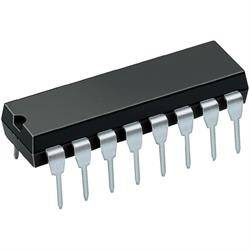 CIRCUITO INTEGRADO CMOS DIVISOR CD4017 = CD4017BE - DIP16