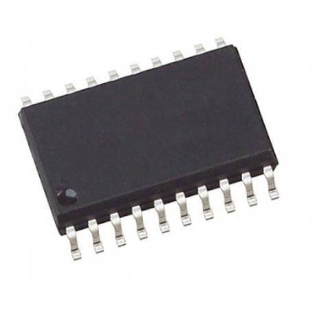 CIRCUITO INTEGRADO 74HC 74HC273M CMOS SMD - SOIC20