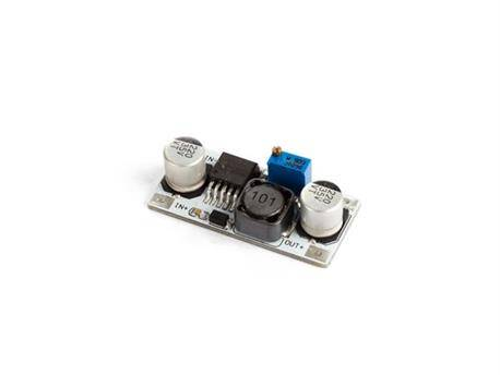 MÓDULO STEP-DOWN BOOST - REDUCTOR TENSIÓN DC-DC REGULABLE LM2596S