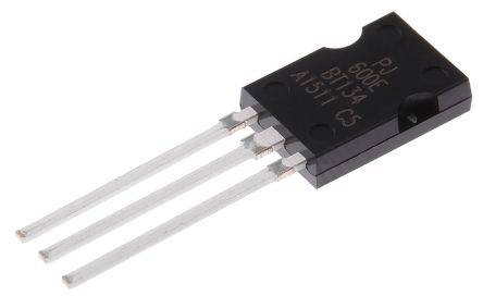 TRIAC 600V 4A - 25mA - TO-126 - BT134-600