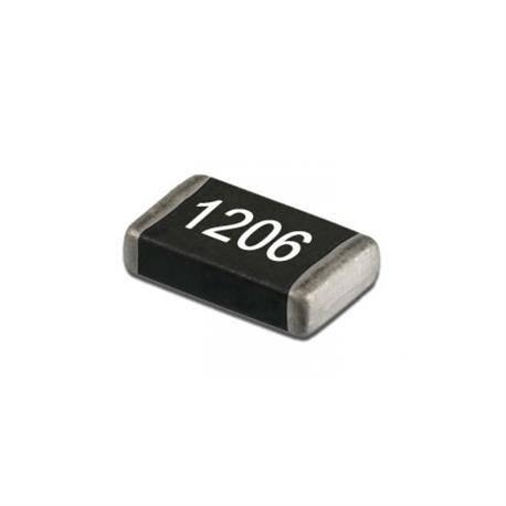 RESISTENCIA SMD 3K6 0,25W - 1206