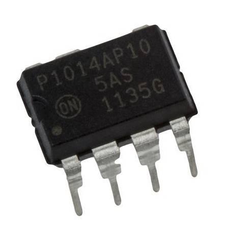 CONTROLADOR PWM NCP1014AP - 110KHZ [-0,3V - 10V] 7 PIN