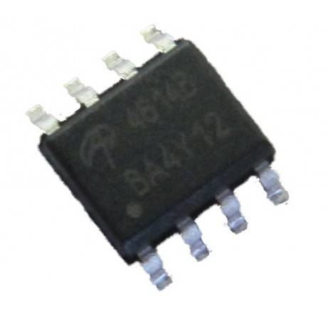 MOSFET DOBLE CANAL P + N / 40V - 4614B / AO4614 / AO4614B SMD SOIC-8