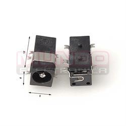 CONECTOR JACK DE ALIMENTACION - SMD 5 PIN - 6x12x5mm