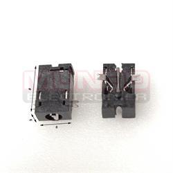 CONECTOR JACK DE ALIMENTACION - SMD 3 PIN - 5x8x3mm