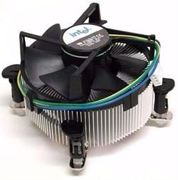 DISIPADOR DE CALOR DE CPU PARA PLACA 775 INTEL