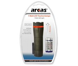 LINTERNA 1 LED ARCAS 1W - 70 lumens