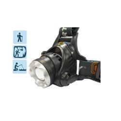 LINTERNA DE CABEZA EDM - SUPER LED T6 - 10W CREE