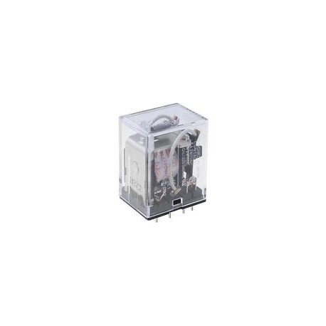 RELE ELECTROMAGNETICO OMRON DPDT 24VAC / 5A - VERSION INDUSTRIAL - MY2-02-US-SV