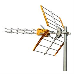 ANTENA TDT HD TELEVES VZNIT UHF 470-790mhz - 15-23dBs - 16 ELEMENTOS