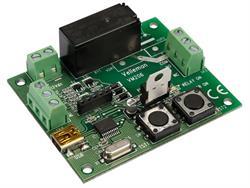 TEMPORIZADOR UNIVERSAL CON INTERFAZ USB - START STOP externos - 10 MODOS