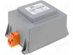 TRANSFORMADOR ENCAPSULADO - 100VA - 230VCA - 12VCA [8.33A] 70x61.2x60.5mm