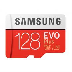 MEMORIA MICRO SD UHS-I 128GB U3 SAMSUNG EVO PLUS - CON ADAPTADOR A SD - SDXC