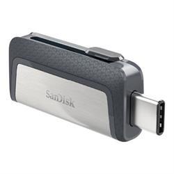 MEMORIA FLASH - PENDRIVE SANDISK DUAL USB A - USB C - 64GB USB 3.1