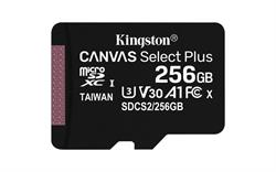 MEMORIA MICRO SD 256GB KINGSTON SDXC CL10 - CANVAS