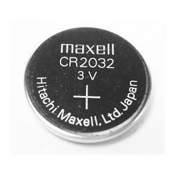 PILA DE LITIO MAXEL - CR2032 - 3V