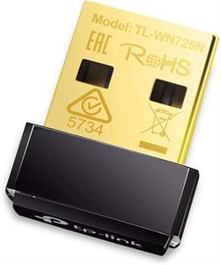 ADAPTADOR WIRELESS LAN NANO USB 150M - TP-LINK