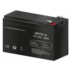 BATERIA PLOMO 12v 7AH UPS [65X151X94MM]