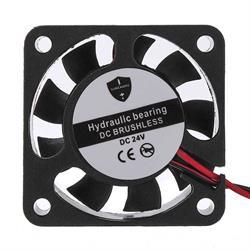 VENTILADOR 40x40x10 - 24VDC - TERMOPLASTICO - CONECTOR 2 PIN JST-XH DE 30mm - IMPRESORA 3D