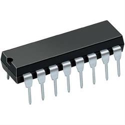 CIRCUITO INTEGRADO CMOS MULTIPLEXOR - 3 CANALES - 2:1 - DIP16 - CD4053