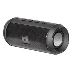 ALTAVOZ BLUETOOTH 5.0 S500 DENVER - HORIZONTAL 10W - AUX FM USB microSD - MANOS LIBRE - NEGRO