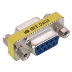 ADAPTADOR SUB-D 9 PIN / RS232 HEMBRA - SUB-D 9 PIN / RS232 HEMBRA