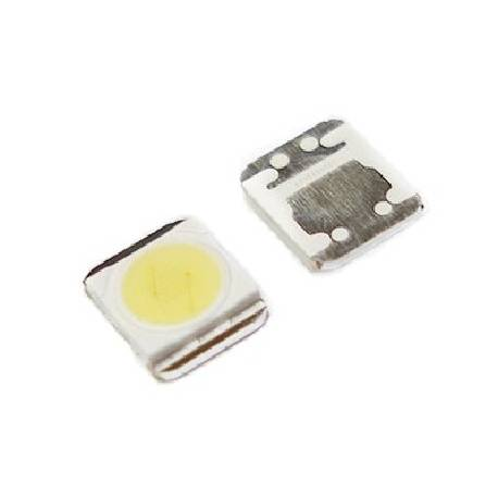 LED SMD BLANCO 3V - 3,65V / 400mA - 3,5x2,8x0,60mm - REPARACION BACKLIGHT VARIOS MODELOS
