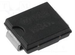DIODO SMD TVS - 1,5KW - 123V / 9.3A - SMC