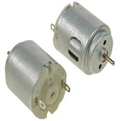 MOTOR DC 3VDC - 350mA 14200RPM [1,5...3VDC] DIAMETRO 23,8mm