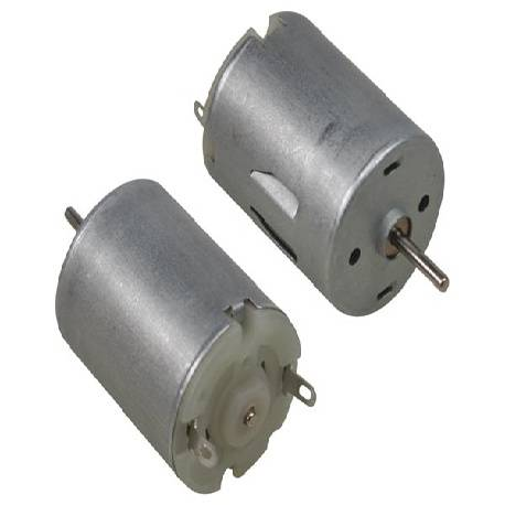 MOTOR DC 6VDC - 250mA 14500RPM [2,5...6VDC] DIAMETRO 23,8mm
