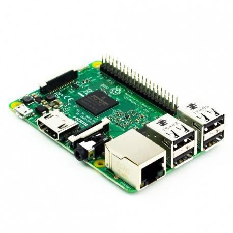 RASPBERRY PI 3 - MODELO B - QUAD CORE 1GB RAM USB 2.0