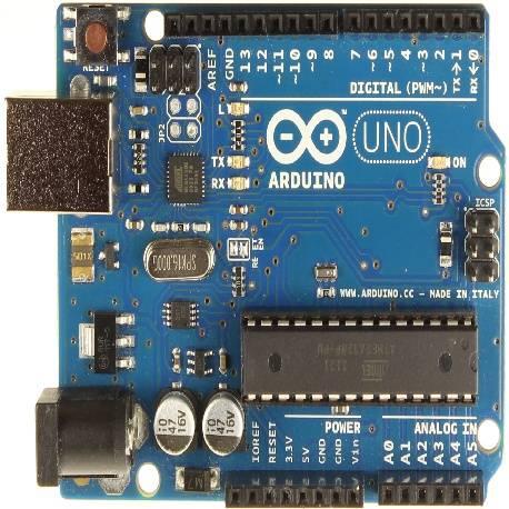 ARDUINO UNO R3 + CABLE USB TIPO A