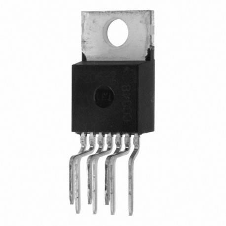 CONTROLADOR PWM 700V - 4,32A - 125W - TO220-7