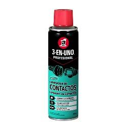 LIMPIADOR DE CONTACTOS 3EN1 - SPRAY 250ml