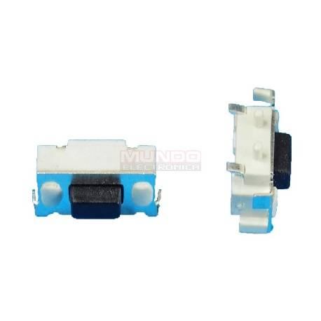MICRO PULSADOR 4 PIN - 3x6X2.5mm - COMPATIBLE CITROEN, PEUGEOT, RENAULT - MP3 MP4 MP5